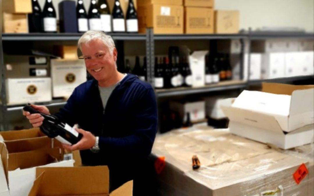 Wine Club Shipment Day